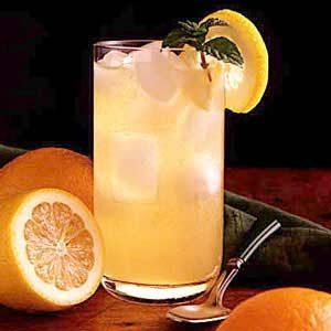 Citrus Mint Cooler