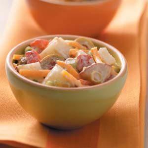 Microwave Potato Salad