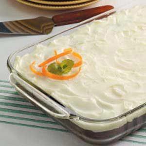 Carrot Raisin Cake