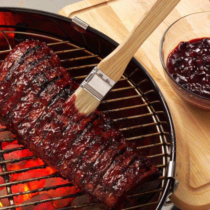Cherry Barbecue Sauce