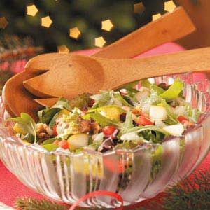 Gorgonzola Pear Salad