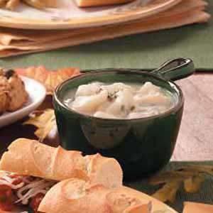 Creamy Fish Chowder