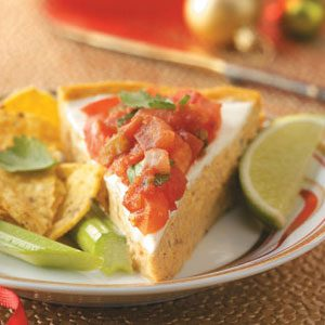 Mexican Cheesecake