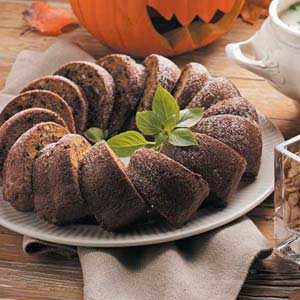 Pumpkin Chip Cake