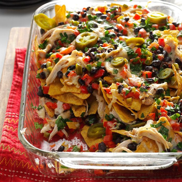 Inspired by: Cheesecake Factory Factory Nachos