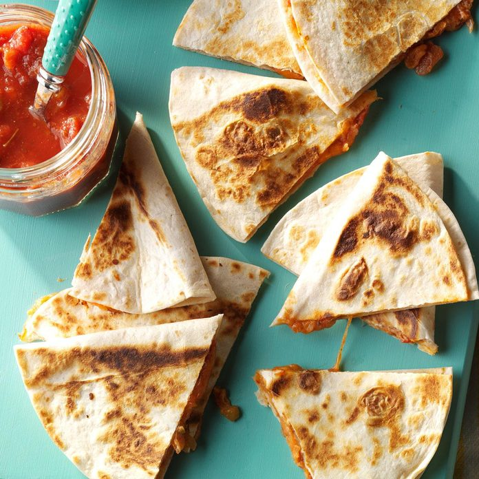 Inspired By: Cheese Quesadilla