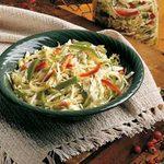 Winter Cabbage Salad