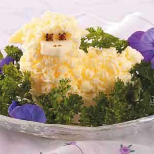 Woolly Butter Lamb