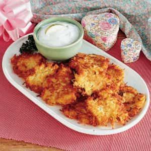 Potato Apple Pancakes