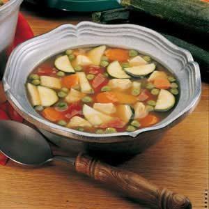 Harvest Chicken Soup