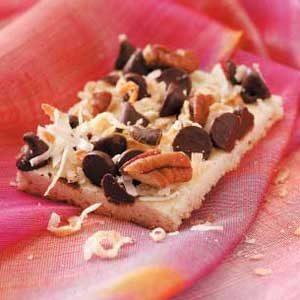 Fancy Sugar Cookie Bars