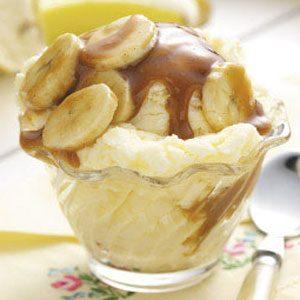 Banana Caramel Topping