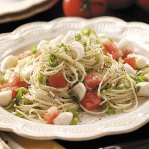 Scallop Pasta Salad