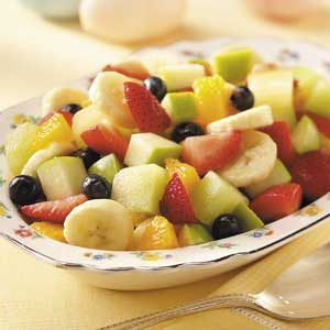 Six-Fruit Salad