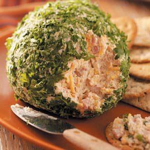 Festive Ham 'n' Cheese Spread