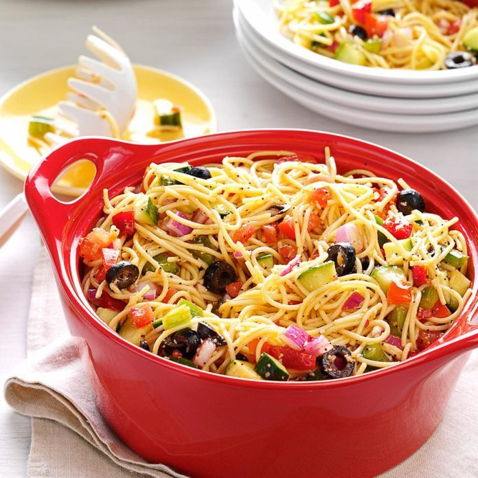 California Pasta Salad