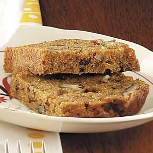 Spiced Sweet Potato Bread