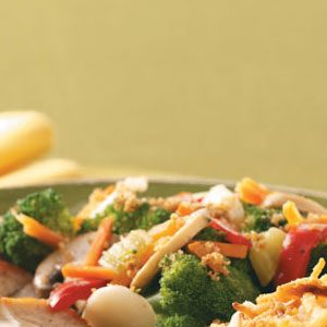 Italian Vegetable Medley