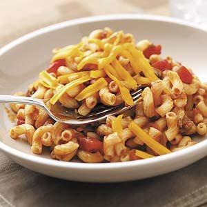 Taco Macaroni