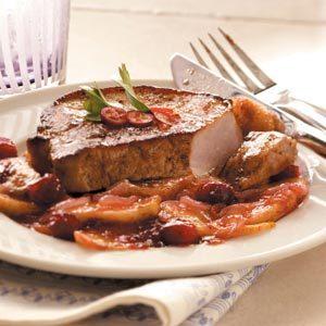 Pork Chop Bake