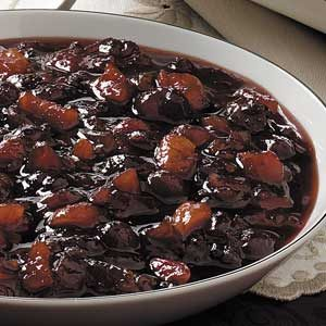 Fruity Cranberry Chutney