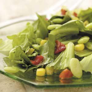 Corn 'n' Lima Bean Tossed Salad