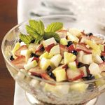 Hint of Mint Fruit Salad