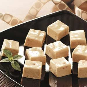 Makeover Peanut Butter Fudge