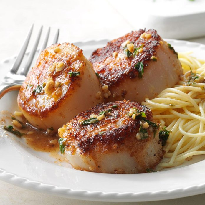 Inspired by: McCormick & Schmick's Seared Sea Scallops