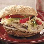 Hoisin Pork Sandwiches
