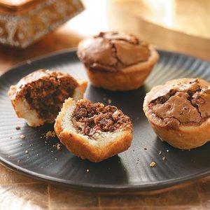 Chocolate Hazelnut Tassies