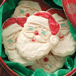 Santa Claus Cutouts