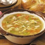 Old Fashioned Chunky Chicken Noodle Soup