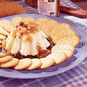 Cream Cheese/Chutney Appetizer
