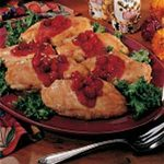 Chicken with Cranberries