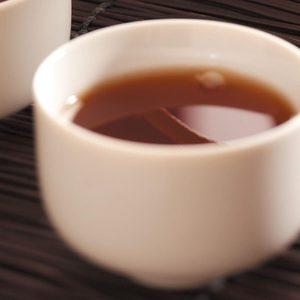 Hot Spiced Green Tea
