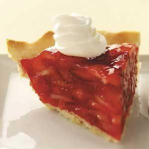 Makeover Grandma's Strawberry Pie