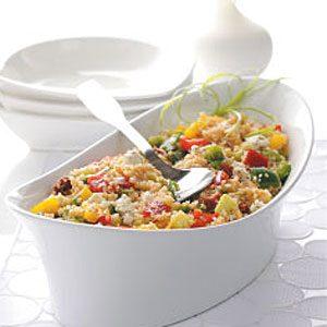 Summer-Fresh Quinoa Salad