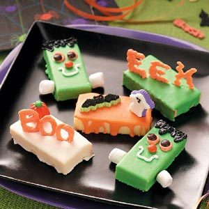Frightfully Good Cakes