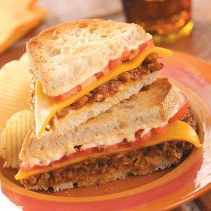 BBQ Pulled Pork Sandwiches