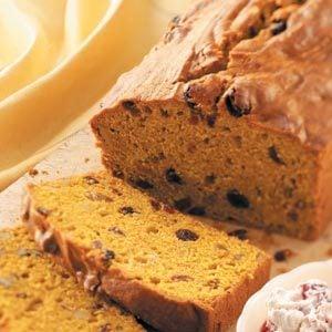 Fruit-Nut Pumpkin Bread