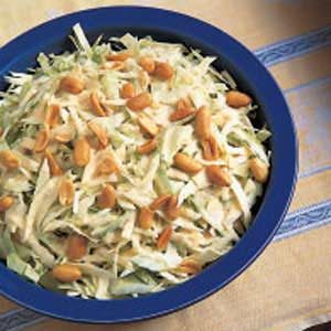 Coleslaw with Mustard Dressing