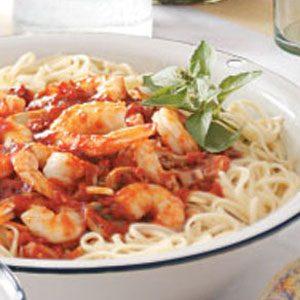 Shrimp Filetto di Pomodoro