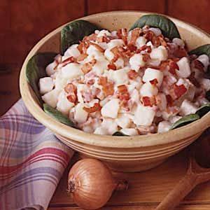 Classic German Potato Salad