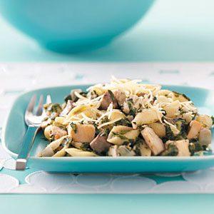 Chicken & Spinach Pasta