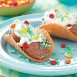 Favorite Ice Cream Tacos