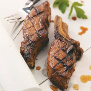 Grilled Country-Style Ribs
