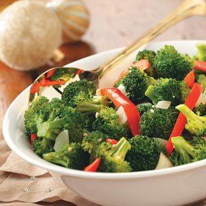 Sautéed Broccoli