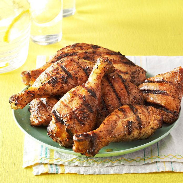 Caribbean Jerk Chicken