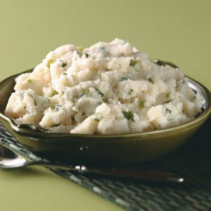 Tangy Mashed Potatoes